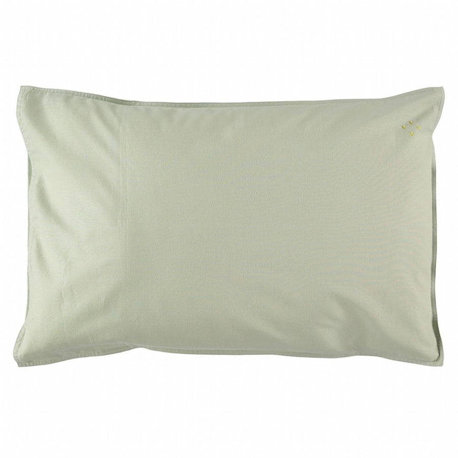 Organic Standard Pillowcase - Mint