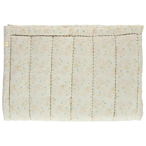 Single Hand Quilted Blanket- Minako Gold
