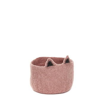 Pasu Catty Calabash - Quartz Pink