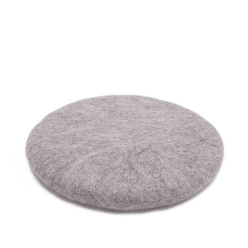 Chakati Seat/Floor Cushion - Light stone