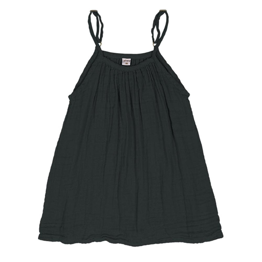 Poeme lifestyle sells organic cotton Mia dress for girls online in Australia. Available in many different colours.