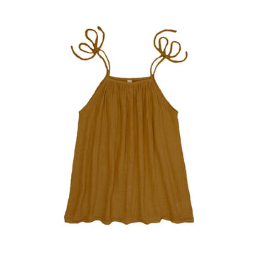 Poeme lifestyle sells organic cotton Mia short dress for mums online in Australia. Available in many different earthy colours.