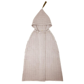 Poeme Lifestyle sells organic cotton poncho towel for kids online in Australia. Available in many earthy colours.