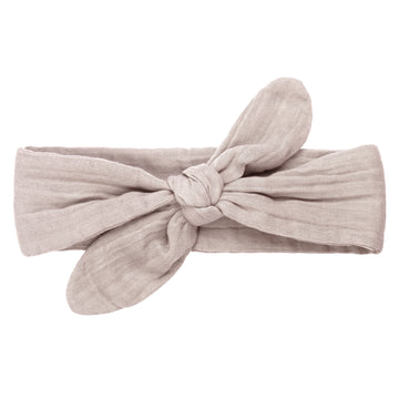 Numero 74 Romy Bow Headband - Powder