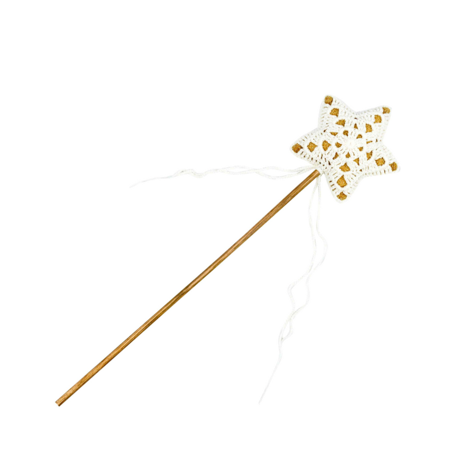 Numero 74 Salome Star Wand - Cream