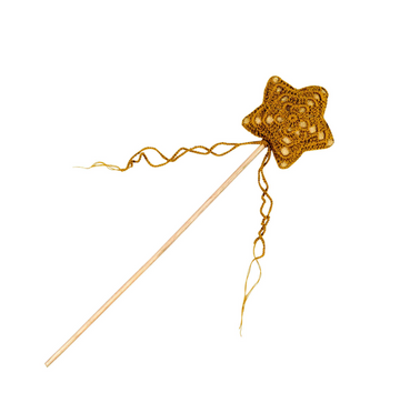 Salome Star Wand - Gold
