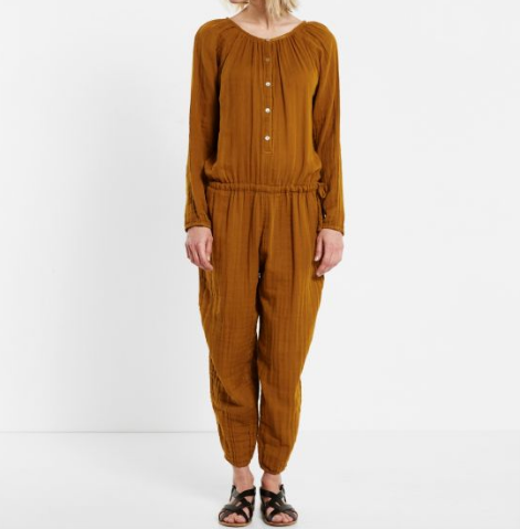 Naia Jumpsuit Mum - Natural