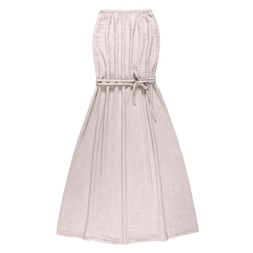 Sienna Long Women Dress - Powder