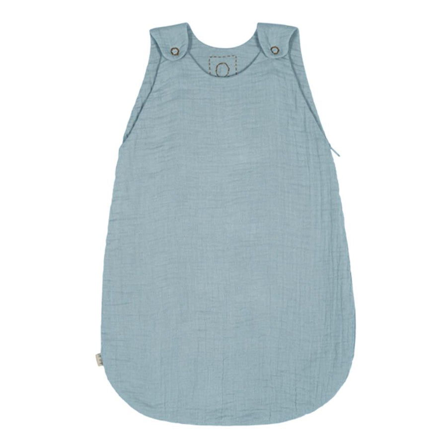 Poeme Lifestyle sells organic cotton summer sleeping bags for babies by Numero 74. Available in many earthy colors.