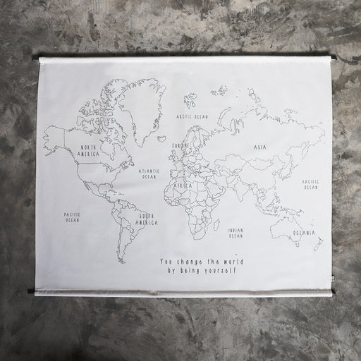 World Map Creative Kit