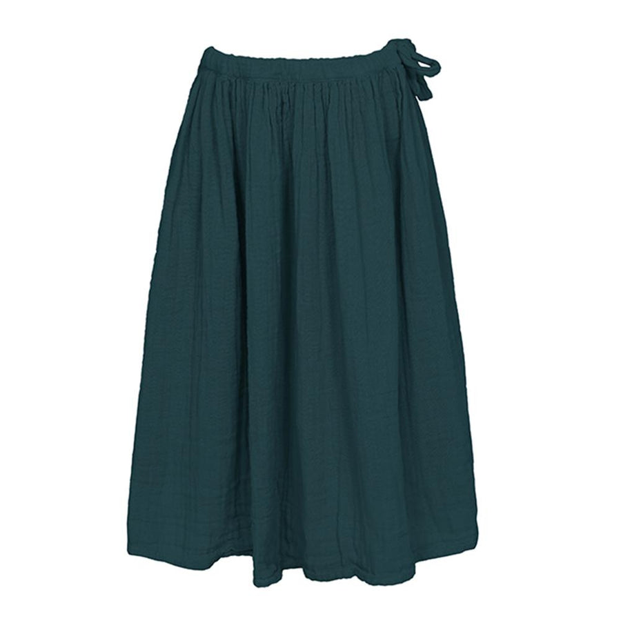 Numero 74 Ava Long Skirt Kid - Teal Blue