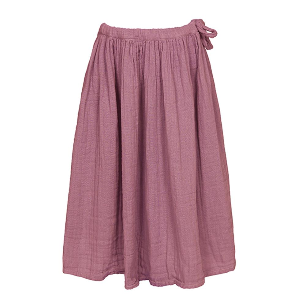 Poeme lifestyle sells earthy organic cotton skirt by numero 74 online in Australia.