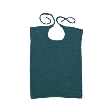 Poeme Lifestyle sells gorgeous cotton square Baby bib online in Australia. Available in many earthy colors.