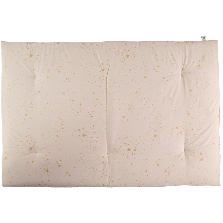 Futon - Dream Pink with Gold stars
