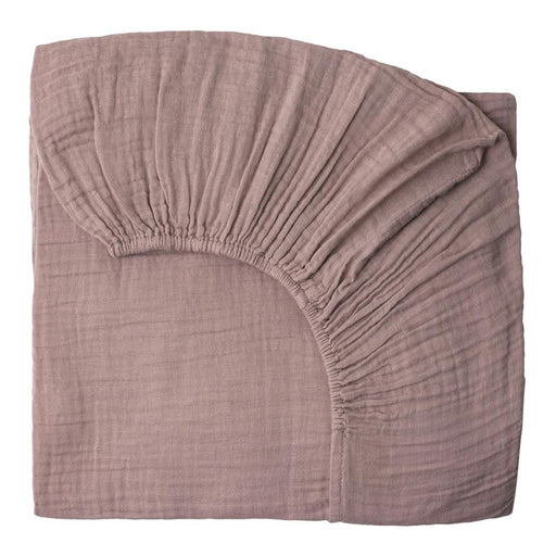 Poeme Lifestyle sells organic cotton fitted sheet for children' bedroom by Numero 74  online in Australia. Available in many different earthy colors.