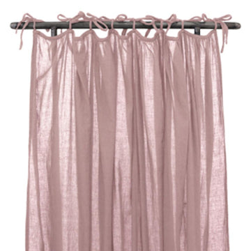 Poeme Lifestyle sells organic cotton curtains for your decor by Numero 74  online in Australia. Available in many different earthy colors.