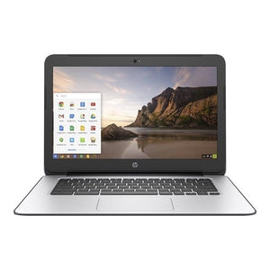"HP Chromebook J2L41UT#ABA Intel Celeron 2955U X2 1.4GHz 4GB 16GB SSD 14"", Black (Refurbished)"
