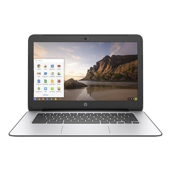 HP Chromebook J2L41UT#ABA Intel Celeron 2955U X2 1.4GHz 4GB 16GB SSD 14