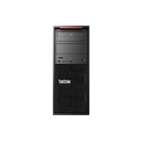 Lenovo ThinkStation P520c 64GB 17TB Intel Xeon W-2145 X84 3.7GHz, Black (Certified Refurbished)