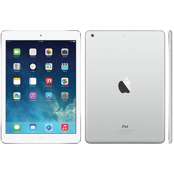 Apple MD789LL/A iPad Air Tablet 32GB WiFi, White (Refurbished)