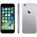 "Apple iPhone 6S 16GB 4.7"" 4G LTE Unlocked, Space Gray (Scratch and Dent)"