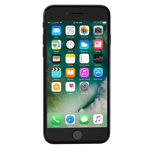 Apple iPhone 7 128GB 4G LTE Unlocked Verizon, Black (Certified Refurbished)
