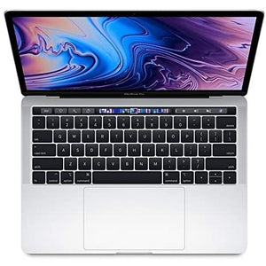 "Apple MacBook Pro 5V992LL/A 13.3"" 8GB 256GB Intel Core I5-8279U, Silver (Certified Refurbished)"