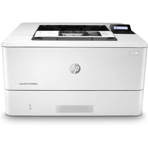 HP LaserJet Pro M404dn Printer, White (Certified Refurbished)