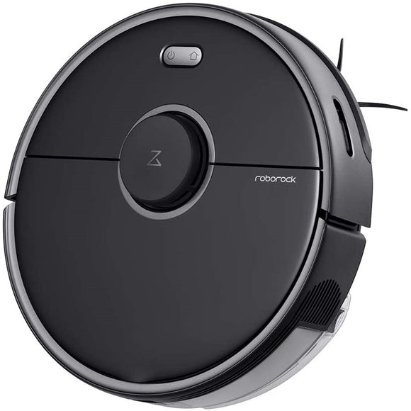 Roborock S5 MAX Smart Robot Vacuum / Mopping Cleaner, Black