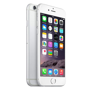 "Apple iPhone 6 64GB 4.7"" 4G LTE Verizon Unlocked, Silver (Scratch and Dent)"