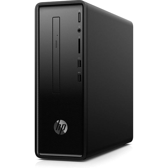 HP Slimline 290-p0035xt Intel Core i5-9400 X6 2.9GHz 8GB 1TB Win10, Black (Certified Refurbished)