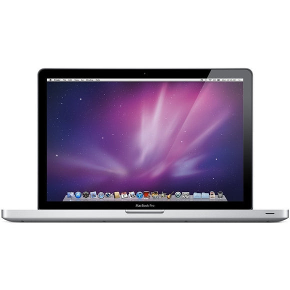 Apple MacBook Pro i7-2635QM x4 2.0GHz 4GB 500GB DVD±RW Radeon HD 6490M 15.4