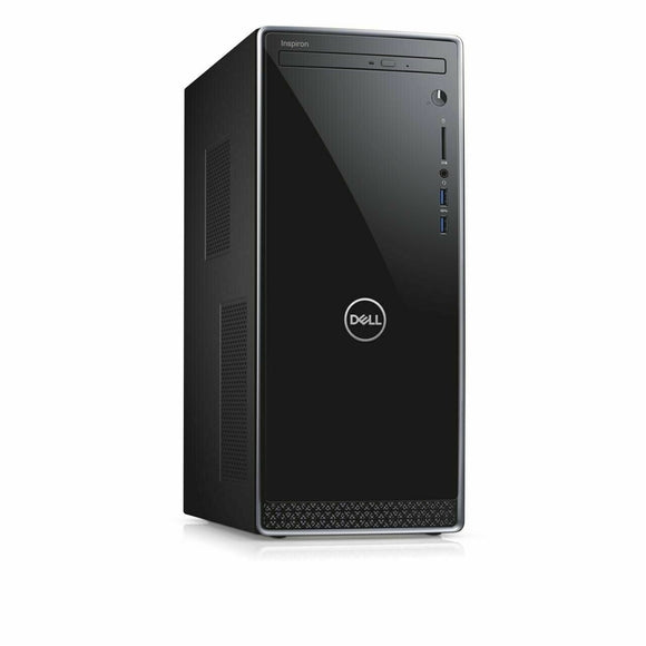Dell Inspiron 3671 Desktop 8GB 1TB Intel Core i5-9400 X6 2.9GHz Win10, Black (Certified Refurbished)