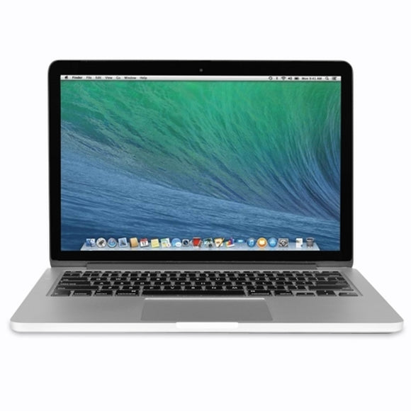 Apple MacBook Pro MC975LLA-PB-RCB Intel Core i7-3615QM X4 2.3GHz 8GB, Silver (Certified Refurbished)