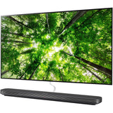 "LG OLED77W8PUA 4k 77"" Smart OLED TV, Black (Used-Good)"