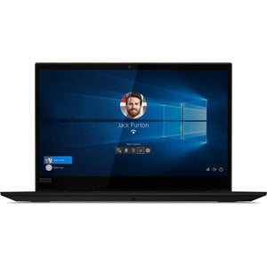 "Lenovo ThinkPad X1 Extreme 2nd Gen 15.6"" Touch 16GB 512GB X6 2.6GHz, Black (Certified Refurbished)"