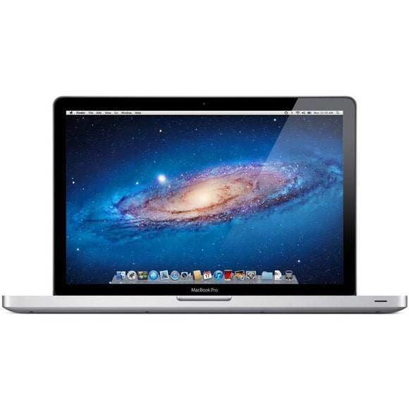 Apple MacBook Pro MD103LL/A Intel Core i7-3615QM X4 2.3GHz 8GB 500GB, Silver (Certified Refurbished)