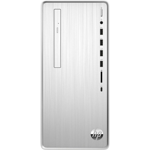 HP Pavilion TP01-1227C Desktop 4GB 1TB Intel Core i3-10100, Black/Silver (Certified Refurbished)