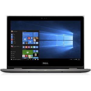 "Dell Inspiron 13 5000 13.3"" 4GB 1TB Intel Core i3-7100U X2 2.4GHz Win10, Grey (Scratch and Dent)"