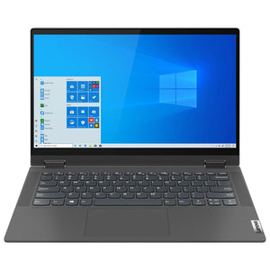 "Lenovo Flex 5 14IIL05 14"" Touch 8GB 512GB X4 1.0GHz Win10, Graphite Grey (Certified Refurbished)"