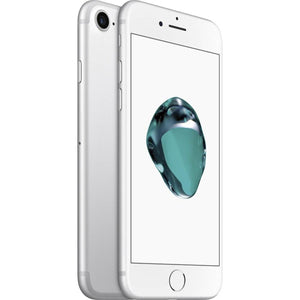 "Apple iPhone 7 32GB 4.7"" 4G LTE AT&T, Silver (Refurbished)"