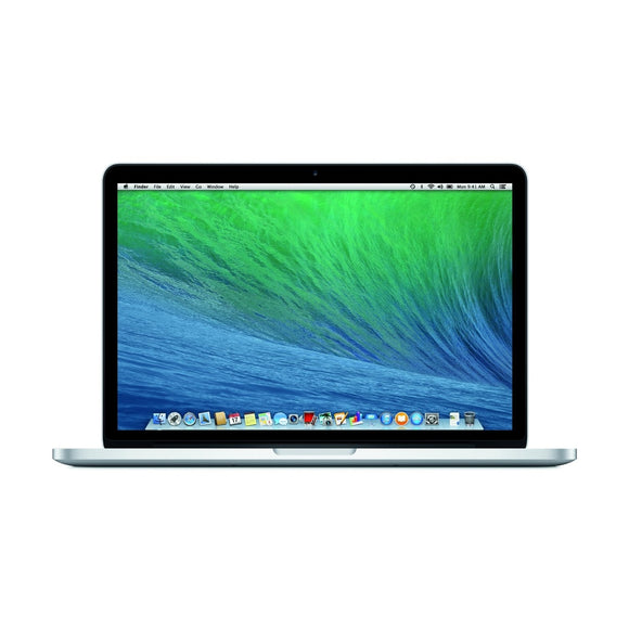 Apple MacBook Pro MGX72LL/A Intel Core i5-4278U X2 2.6GHz 8GB 128GB, Silver (Certified Refurbished)