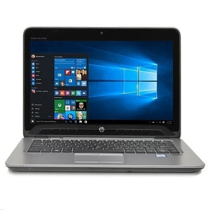 "HP EliteBook 820 G4 12.5"" 16GB 256GB Intel Core i7-7500U X2 2.7GHz Win10, Silver (Scratch and Dent)"