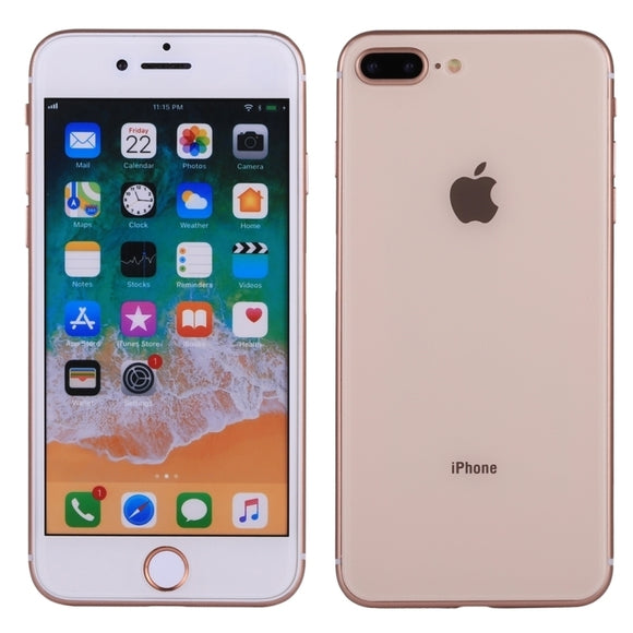 Apple iPhone 8 Plus 64GB 4G LTE T-Mobile iOS, Gold (Refurbished)