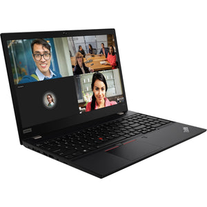 "Lenovo ThinkPad T590 15.6"" 8GB 256GB Intel Core i7-8665U X4 1.9GHz, Black (Certified Refurbished)"