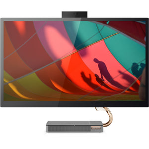 "Lenovo IdeaCentre A540-27ICB 27"" Touch 8GB 256GB X6 1.8GHz, Mineral Gray (Certified Refurbished)"