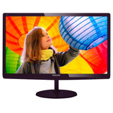 "Phillips 227E6LDSD 21.5"" LCD Monitor, Black (Certified Refurbished)"