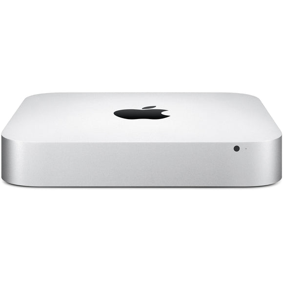Apple Mac Mini A1347 4GB 500GB Intel Core i5-3210M X2 2.5GHz MacOSX, Silver (Certified Refurbished)
