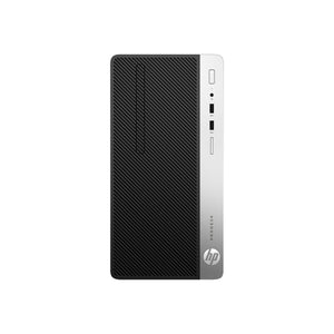 HP ProDesk 400 G5 Micro Tower 4GB 500GB Intel Core i3-8100 X4 3.6GHz Win10, Black