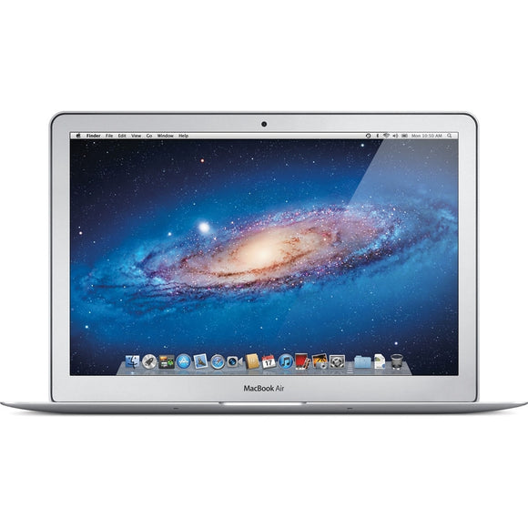 Apple MacBook Air MC966LL/A Intel Core i5-2557M X2 1.7GHz 4GB 256GB SSD, Silver (Scratch and Dent)